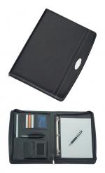 Leather Look Binder, Compendiums, Bags